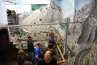 Miniatur Wunderland: Bergkulisse